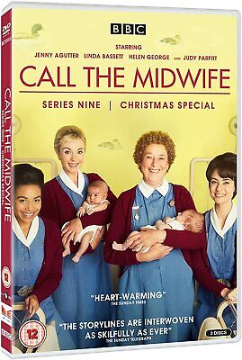 Call The Midwife - Complete Series 9 (3 Disc Dvd Set) New Sealed • 6.95£
