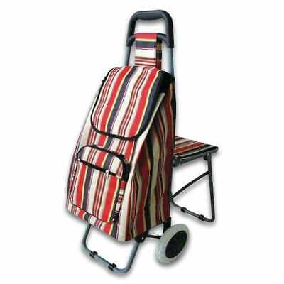 £41.99 • Buy Mobility Shopping Trolley With Seat