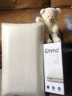 Emma Memory Foam Pillow Bargain 3 Layers ORIGINAL. • 25£