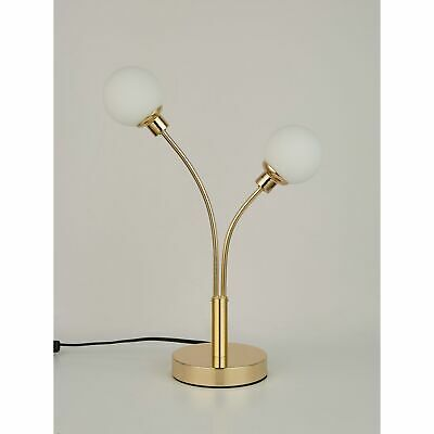 £30.71 • Buy Gold Orb Table Lamp