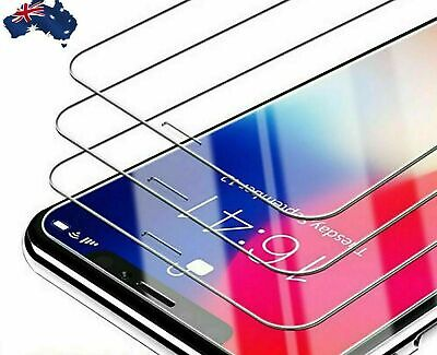 AU4.99 • Buy X2 Tempered Glass Screen Protector Apple IPhone 6 7 8 X XS XR SE 11 Max Plus