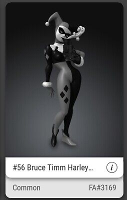 $224.99 • Buy VeVe NFT Collectible Harley Quinn 1st Appearance Bruce Timm FA#3169/7500 Soldout