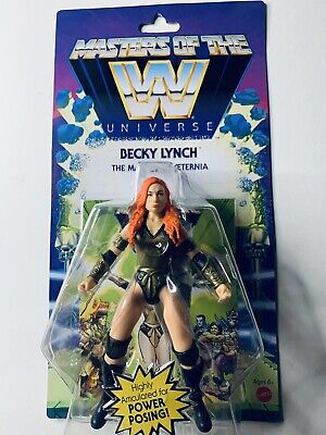 $6 • Buy 2020 Mattel Masters Of The WWE Universe Becky Lynch Wave 5 5  Action Figure