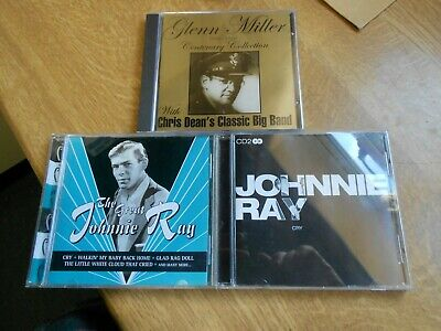 £3.99 • Buy The Great  ....johnnie Ray...cd