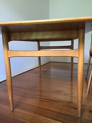 AU202.50 • Buy 1959 Heal's Dining Table And Chairs