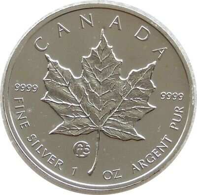 2013 Canada F15 Privy Maple Leaf $5 Five Dollar .9999 Silver 1oz Coin • 30£