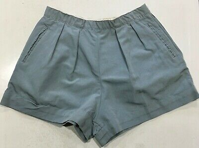 £50 • Buy VINTAGE Costume 1950s Womens 'Olympic' Sport SHORTS Side Fastening, 2 Pockets