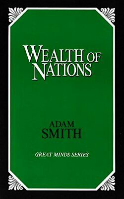 AU38.88 • Buy WEALTH OF NATIONS (GREAT MINDS) By Adam Smith **BRAND NEW**