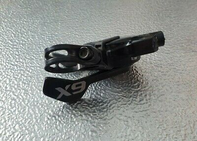 AU30.31 • Buy SRAM X9 Front Mech Shifter 2 Speed With Clamp