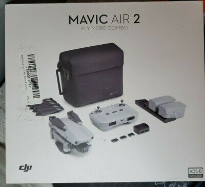 AU1188.56 • Buy DJI Mavic Air 2 Fly More Combo - Drone Quadcopter UAV With 48MP Camera