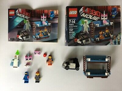 $ CDN41.02 • Buy LEGO 70818 The Lego Movie Double Decker Couch - Complete - Minifigures