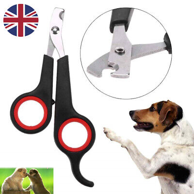 £1.99 • Buy Pet Dog Cat Nil Cutter Nail Clippers Grooming Claw Trimmers Scissors Tool