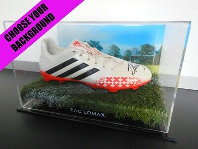 AU249.99 • Buy ✺Signed✺ ZAC LOMAX Football Boot PROOF COA St George Dragons 2021 Jersey NRL