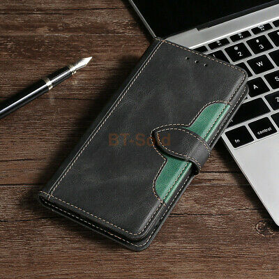 AU12.44 • Buy For SONY Xperia 1 III/10 III Slim Magnetic Flip PU Leather Wallet Case Cover