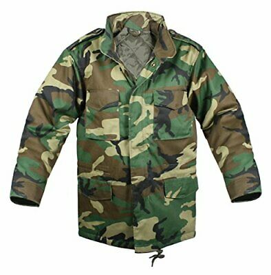 $64.40 • Buy Military M-65 Field Jacket And Liner Tactical M65 Coat Uniform Army Camo