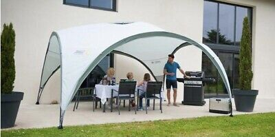 Outdoor Event Shelter XL Garden Camping Festival BBQ Gazebo Parties Waterproof • 289.99£