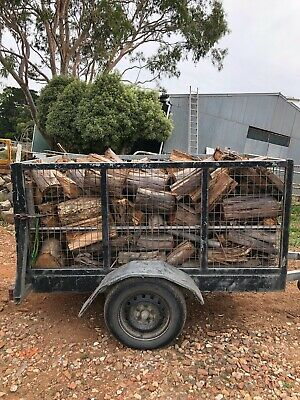 AU110 • Buy Firewood 6 X 4 Cage Trailer . Can Deliver