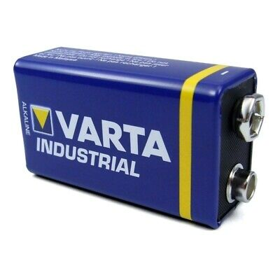 AU17.12 • Buy Varta Battery 9V 9 Volt Alkaline
