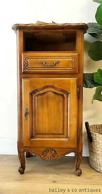 AU395 • Buy Vintage French Side Cabinet Cupboard Louis Style - TT032