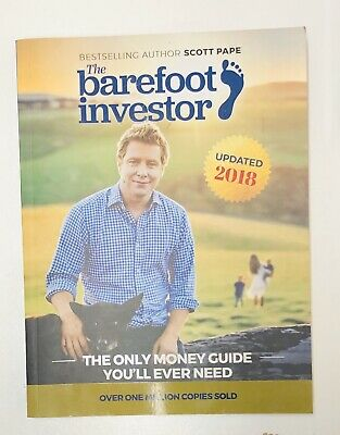 AU21.99 • Buy The Barefoot Investor 2018 By Scott Pape | Personal Finance Book | Free Postage