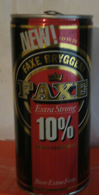 $ CDN12.08 • Buy 1 Liter One 1l Cans Can Beer FAXE VERSION 1 Empty