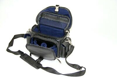 £12.99 • Buy Antler Camera Bag Small Compact Leather Case