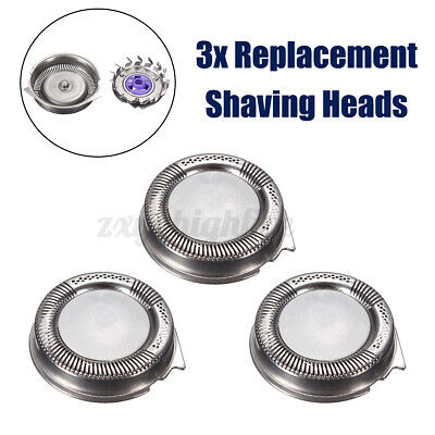 $ CDN12.62 • Buy 3 Replacement Shaver Head Blade Safety Electric Razor Cutter For Philips HQ8 HQ9