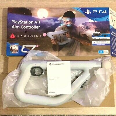 AU170 • Buy SONY PlayStation 4 VR AIM Gun Controller PS4 PSVR - Boxed