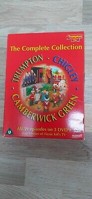 £10 • Buy Trumpton, Chigley, Camberwick Green -The Complete Collection