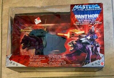 $64.95 • Buy Mattel Masters Of Universe Panthor Evil Savage Cat W/ Firing Missiles NEW 2001