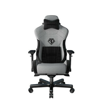 £290.99 • Buy Andaseat T-Pro II Gaming Chair With Padded Seat Headrest Black