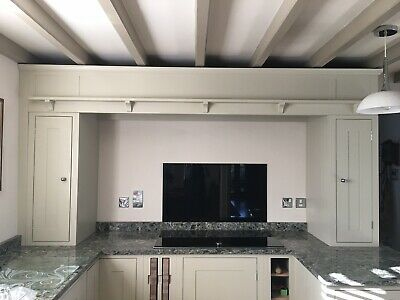 £1100 • Buy Neptune Suffolk Cooker Hood 2.5m + 2 Side Cabinets + Neff Extractor.  RRP £2400+