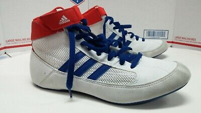 $ CDN12.03 • Buy Adidas Wrestling Shoes Youth Size 4.5