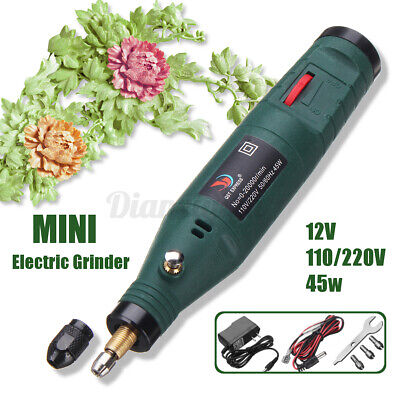 £14.59 • Buy Craft Drill Electric Hobby Rotary Mini Drill Grinder Engraving Sanding Tool Set