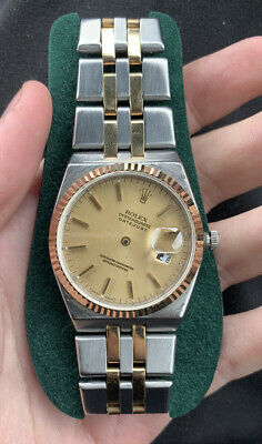 $ CDN3067.08 • Buy Rolex Datejust Oysterquartz. Sold For Repair NOT WORKING 100% Genuine