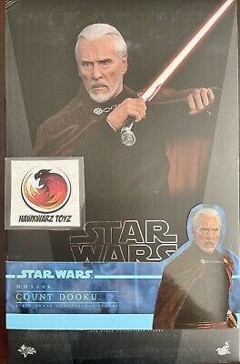 $ CDN697.23 • Buy Hot Toys Star Wars Attack Of The Clones Count Dooku MMS496 1/6 Sideshow Disney