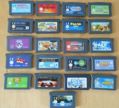 £1.99 • Buy Nintendo GBA Games.  All Tested & Working *GAMES ONLY*   PAL & NTSC Versions