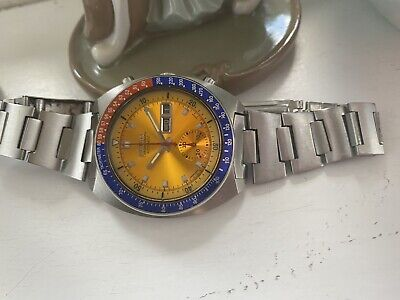 $ CDN664.53 • Buy Seiko Vintage Pogue Pepsi 6139 6002