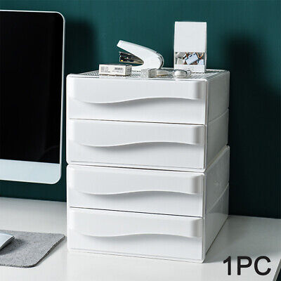 £24.17 • Buy A4 Drawer Type Office Desktop Storage Box Nordic Style School Paper Documents