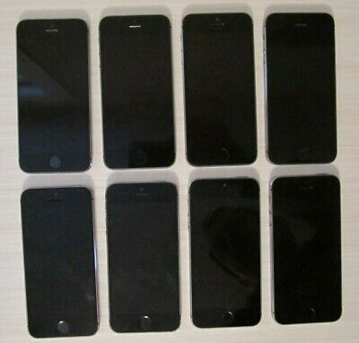 $ CDN181.37 • Buy Apple IPhone 5s 16GB T-Mobile A1533 Lot Of 8 Locked By ITunes, For Parts, As-Is