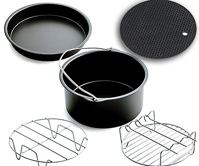 AU38.26 • Buy NUMARDA Air Fryer Accessories,for Phillips Air Fryer And Gowise Air Fryer Fit Al