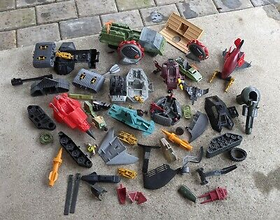 $ CDN60.65 • Buy Lot Of G.I. Joe Hasbro Vehicles Accessories Incomplete