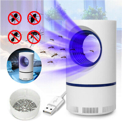 £6.99 • Buy Electric Fly Bug Mosquito Insect Killer LED Light Trap Control Lamp Small Pest