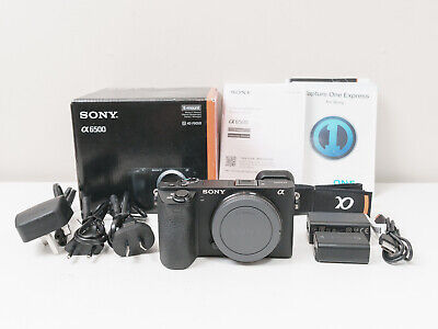 AU1340 • Buy Sony A6500 4K Camera Body Only ~As New, Less Than 1k Shot Count ~$1240 With Code