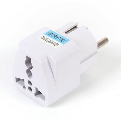 AU2.94 • Buy USA US UK AU To EU Europe Travel Charger Power Adapter Converter Wall Plug H^mx