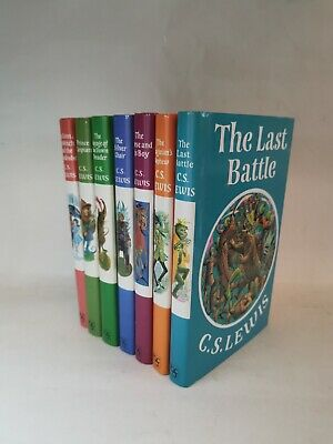 £69.99 • Buy The Chronicles Of Narnia Complete Set By C S Lewis
