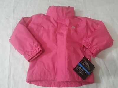 £19.99 • Buy New With Tags Pink Trespass Coat TP50 3-4 Years Girls Coat (15)