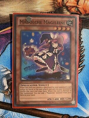 £4.99 • Buy Madolche Magileine - Unlimited Super Rare - YuGiOh Trading Card Game - MINT