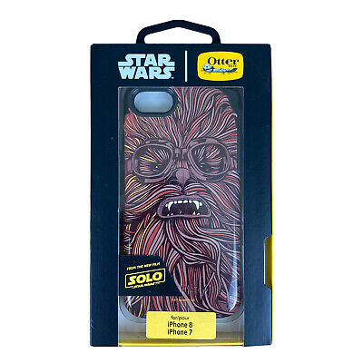 AU18.01 • Buy OtterBox SYMMETRY Disney Star Wars Chewbacca Case For IPhone 8 & IPhone 7