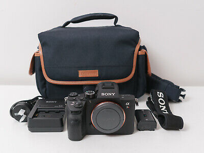 AU3020 • Buy Sony A7R Mark III A7riii Camera Only ~As New, <500 Shot Count ~$2920 With Code